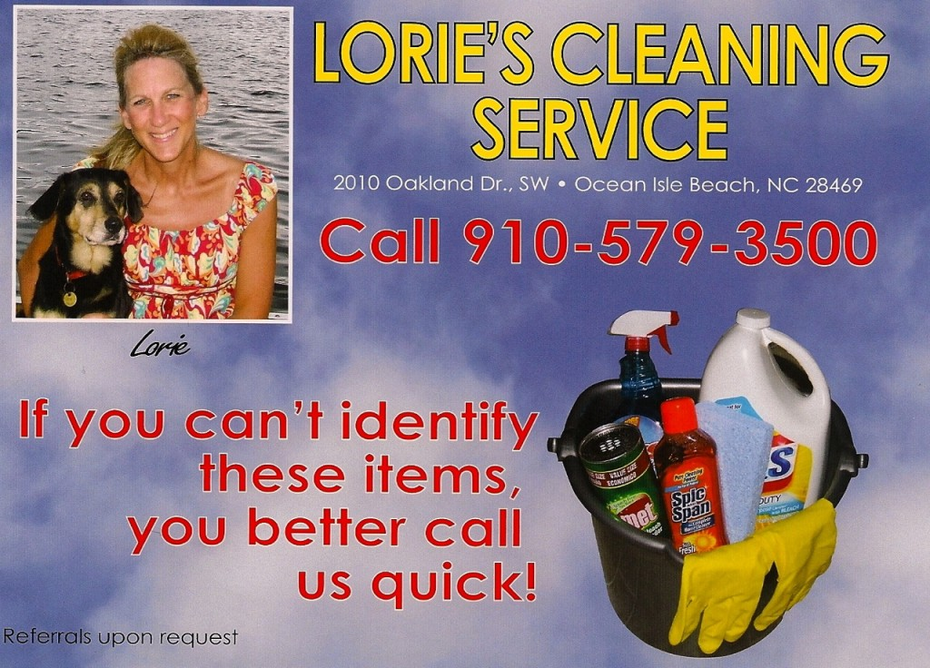 Holden Beach Cleaning Service
